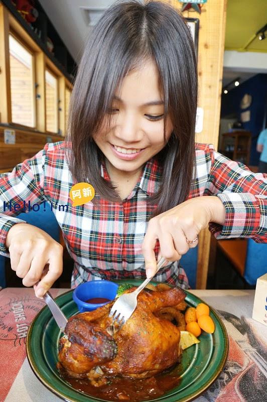 台中美式餐廳,哈燒庫美式餐廳-2
