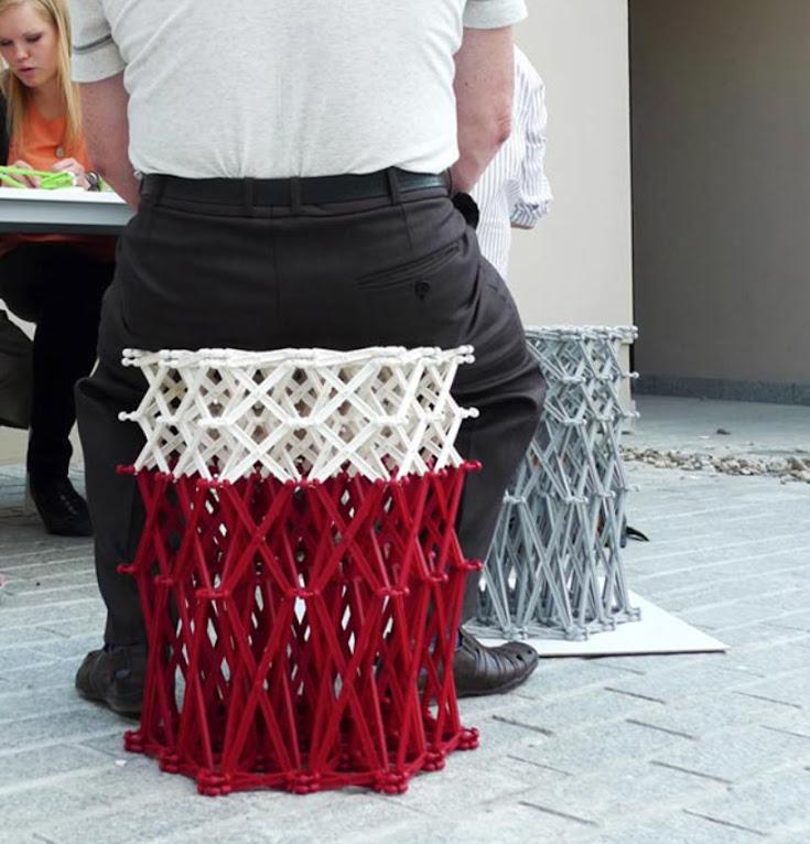 *伸縮自如沙發椅:XXXX_環保回收PET素材! 8