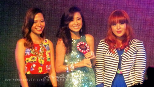 Candy Style Awards 2012 - Rockwell Tent, Makati City - May 4, 2012 - Kryz Uy