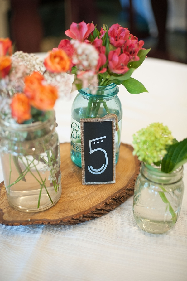 Handmade Mint Green William And Mary Wedding Tidewater