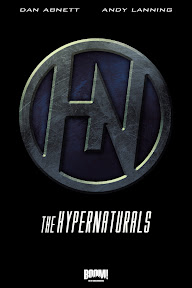 TheHypernaturals_BLACKBG1 Free Comic Book Day 2012 updates and cancellations