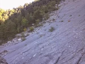 Slippery slope!