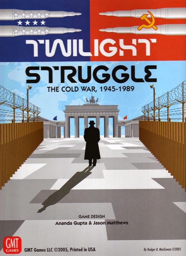 Twilight Struggle, la Guerra Fría en tu mesa