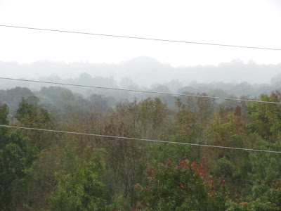 a view of the rolling Piedmont Plateau