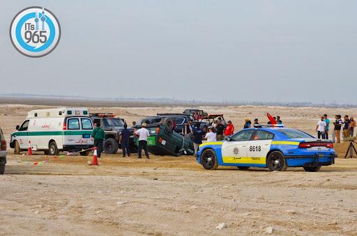 رIts965 - Kuwait Desert Challenge  تحدي الصحراء