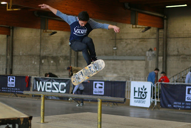 Best of the West skateboarding Trax Roeselare