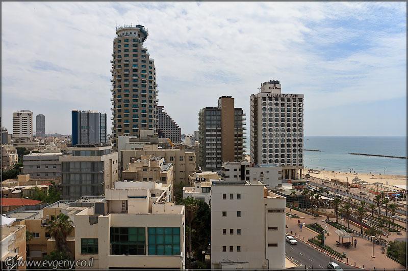 Итого номер три: Тель Авив 2012