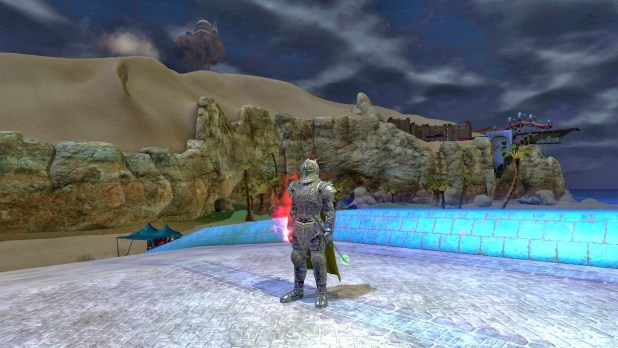 Everquest 2 Dragoon's Plate
