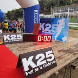 IX K25 Trail de la Calderona (23-Noviembre-2014)
