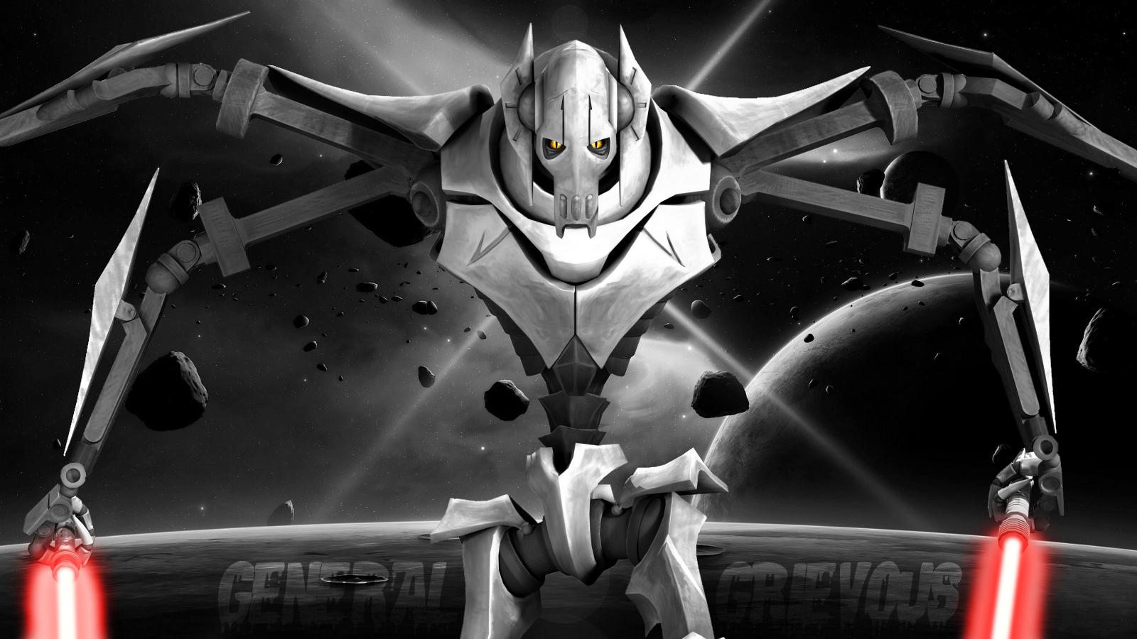 Star Wars Kaleesh Without Mask