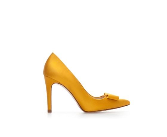 Želimo: Zara salonke u žutoj boji