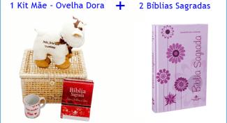 Sorteio de 3 presentes para o dia das mães