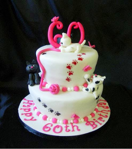 50 Best Cat Birthday Cakes Ideas And Designs