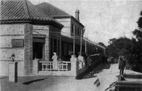 Sanatorio de la Alfaguar, el hospital de berta, hospital del miedo