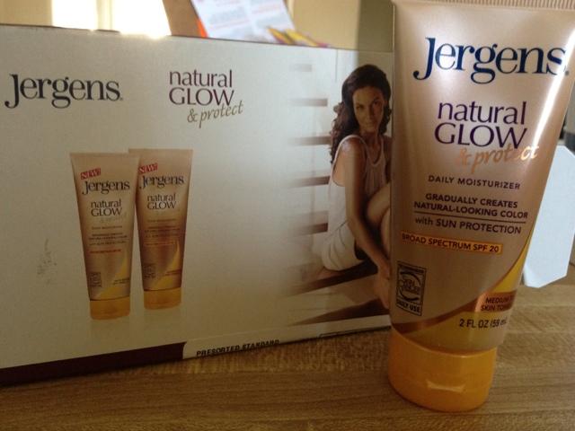 Three Days Glow Jergens Review