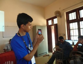 Praveen's Session