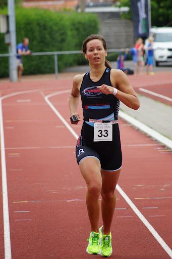 Whoopy Franssen - 1/8e triatlon Roeselare - 1 juni 2014