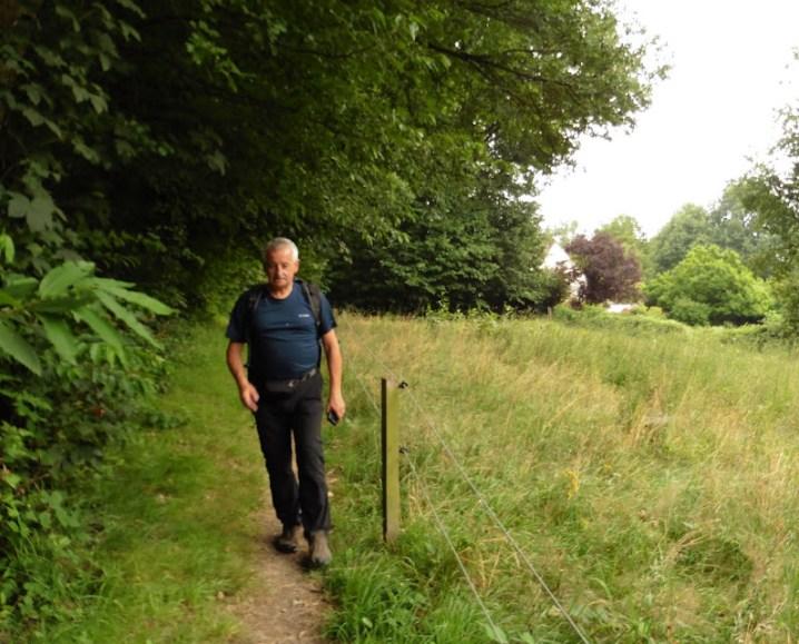 StreekGR- Groene Gordel onderweg naar Dworp