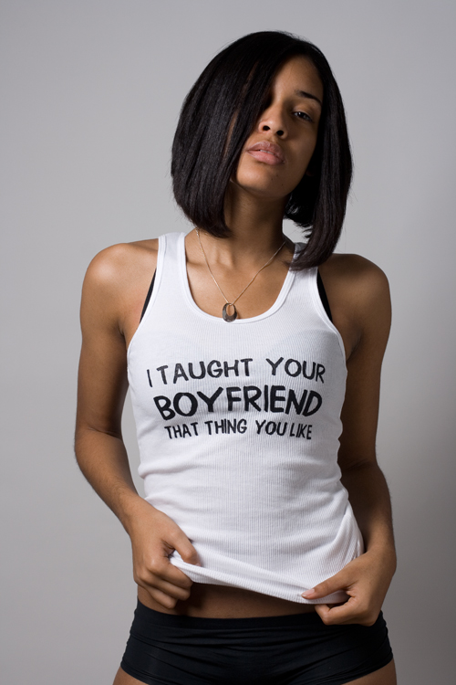 It Doesnt Matter When You Have Sex - Black Girls Are Easy-8593
