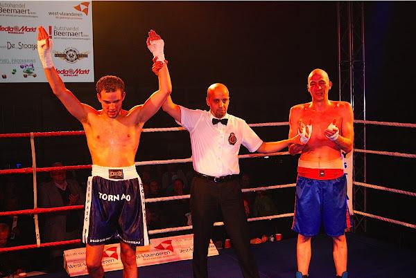 Halim Selmi wint van Niko Verbauwhede