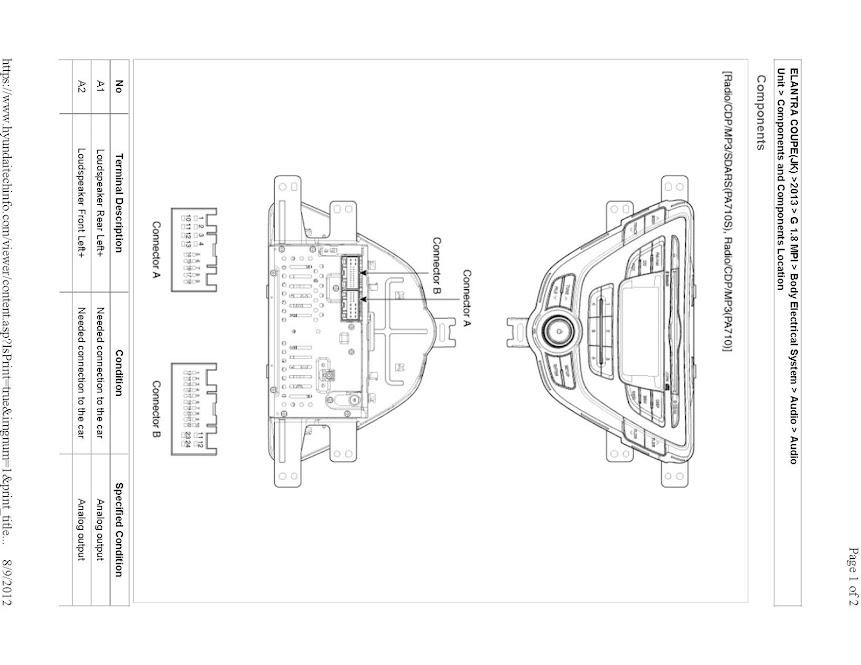 Radio Wiring Diagrams/Question