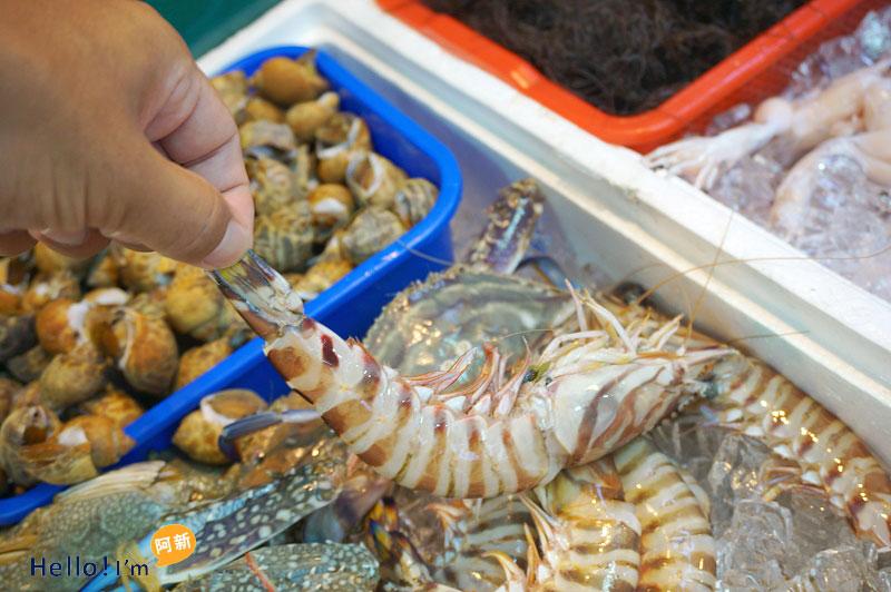 金城海鮮餐廳,新大廟口海鮮-6