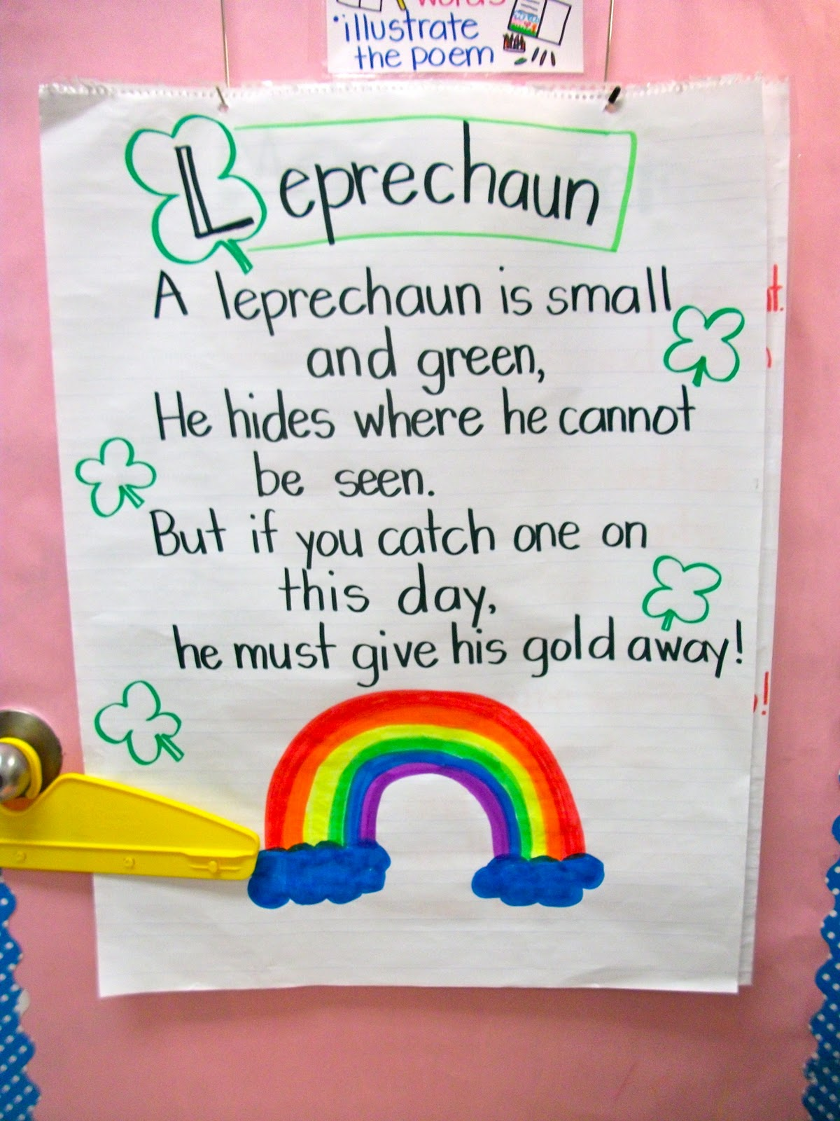 First Grade Fresh Classroom Happenings