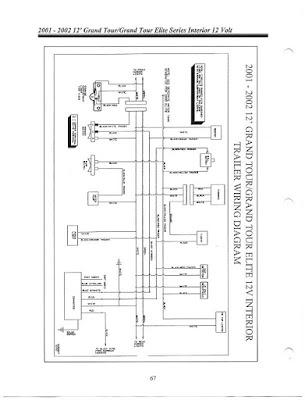 FleetwoodColeman wiring diagram