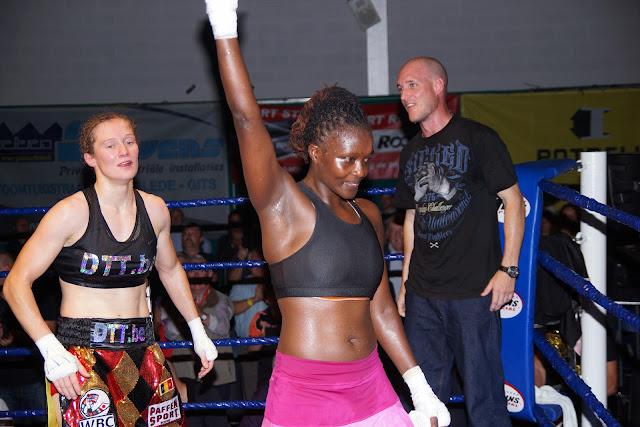 Judy Waguthii