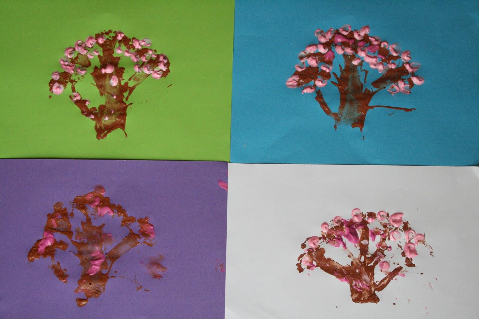 Treasured Times Preschool Teddington Spring Time Bloom