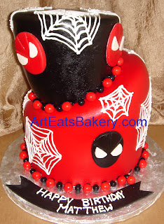 Spiderman Birthday Cake Design The Best Cake Of 2018