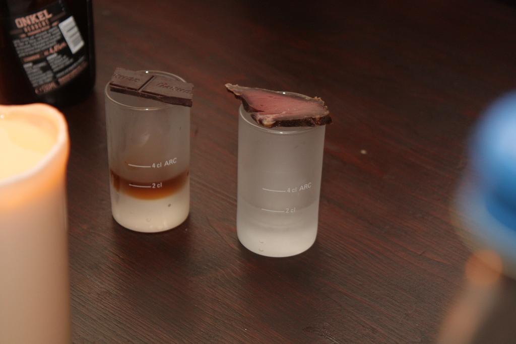 Dry Salt Mint Chili-Schinken