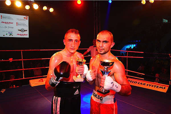 Razmik Grigoryan en Pasquale Borielle
