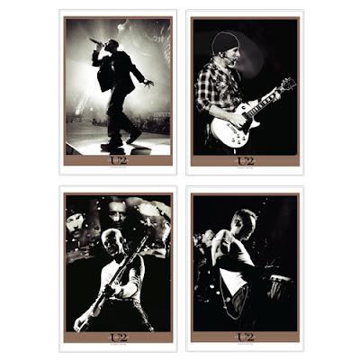 Litografias U2 360 tour