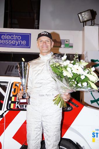 Marc Noppe, co-piloot van Paul Lietaert