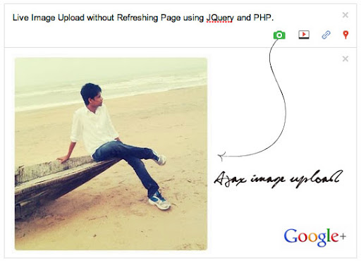 upload images with ajax and jquery
