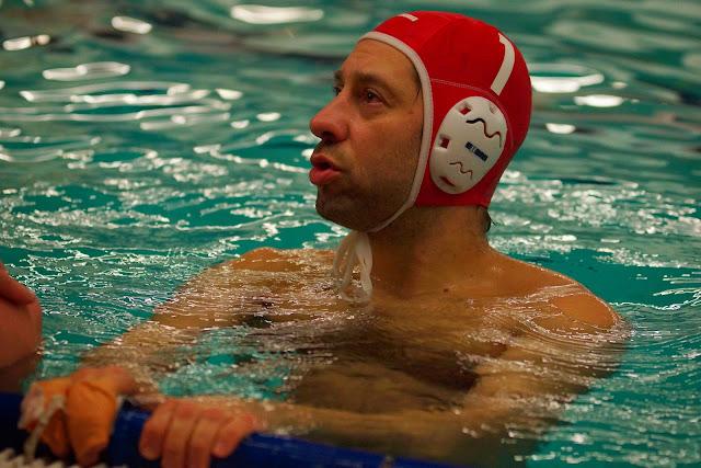 Ronald Verbeke, waterpolo Roeselare