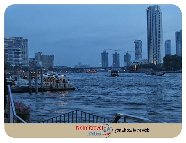 River Bangkok; Chao Phraya Cruise; Thailand River; Bangkok River Cruise; River in Bangkok; Chao Phraya Express; Chao Praya; Chao Praya River; Bangkok Dinner Cruise