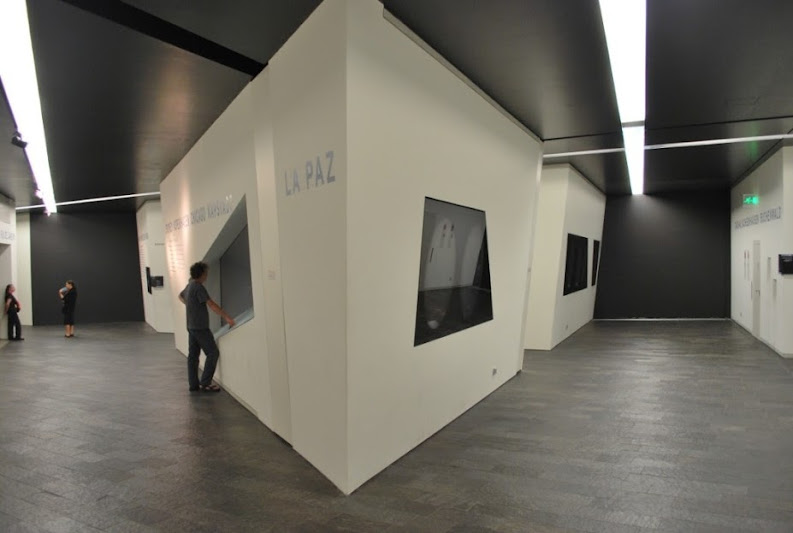 museo judío que visité en mi viaje a Berlín
