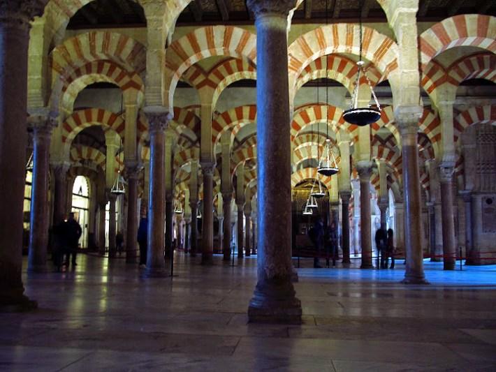 Ruta por Andalucía. Mezquita y Catedral de Córdoba