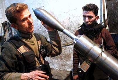 Irakiska styrkor atertog madain
