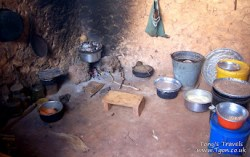 A local kitchen