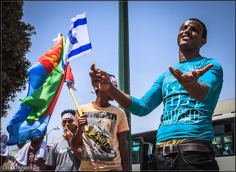 Тель Авив: Меняем Исайясу Афеворка на бесплатный обед!