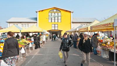 Der Wochenmarkt von Mulhouse (3/6)