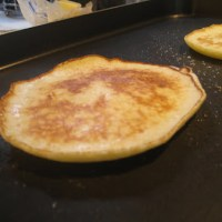 Bruce Paltrow's World-Famous Pancakes