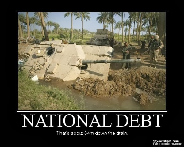 Motivational - National Debt