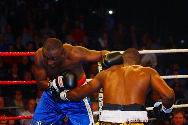 Antoine Boya vs Yves Ngabu