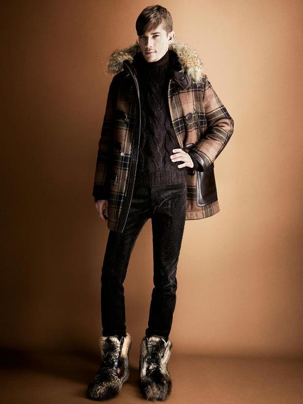 *Tom Ford男性最高指標2013AW形象:展現奢華復古紳士魅力 15