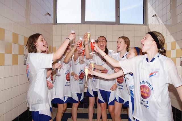 U14 meisjes wytewa kampioen
