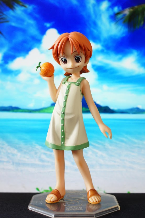 One Piece P.O.P. Portrait of Pirates Nami Mild CB-2 PVC Figur Megahouse